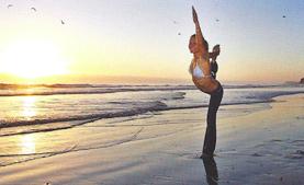 Surf en Yoga